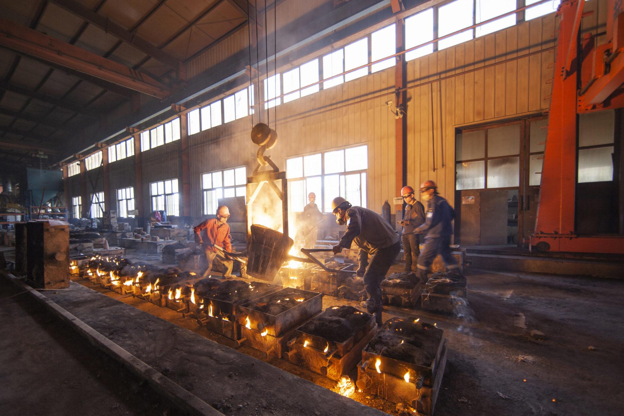 steel casting grades