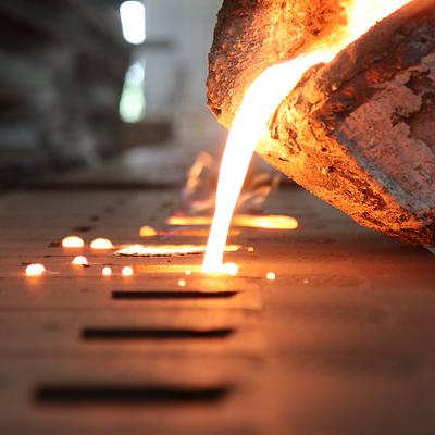 investment casting vs sand casting